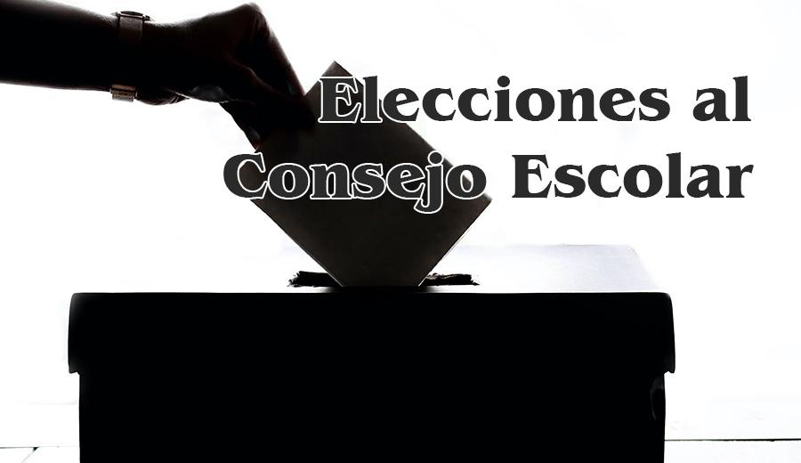 Elecciones para la Renovación del Consejo Escolar – 21/22